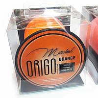 Леска карповая Marshal Origo Carp Line 0,37mm (10,40kg) 1000m orange)