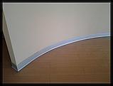 Алюминиевый плинтус Profilpas Metal Line 90/4, высота 40 мм, фото 7
