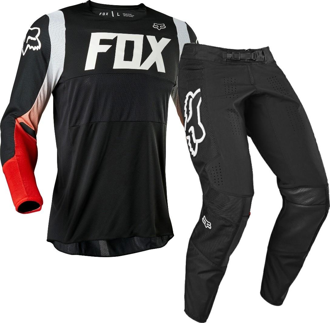 Джерсі штани FOX 360 Bann Black Replica