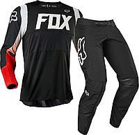 Джерси штаны FOX 360 Bann Black Replica, фото 1