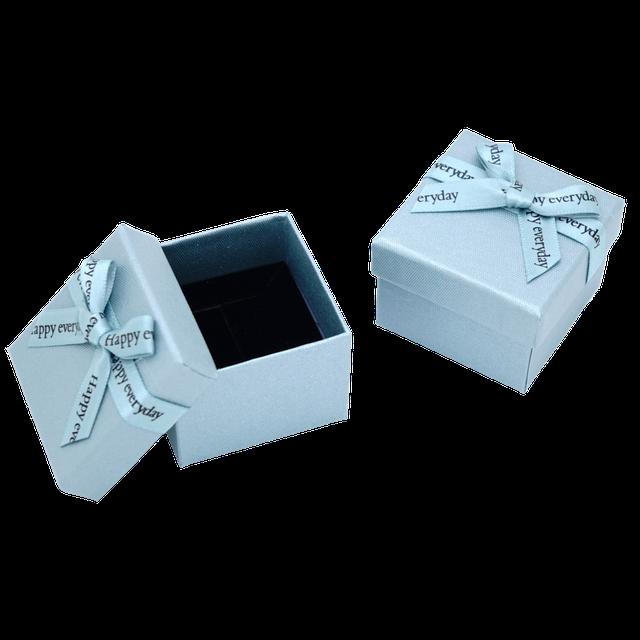 Картинка Коробка ювелирная box1-2 Голубой