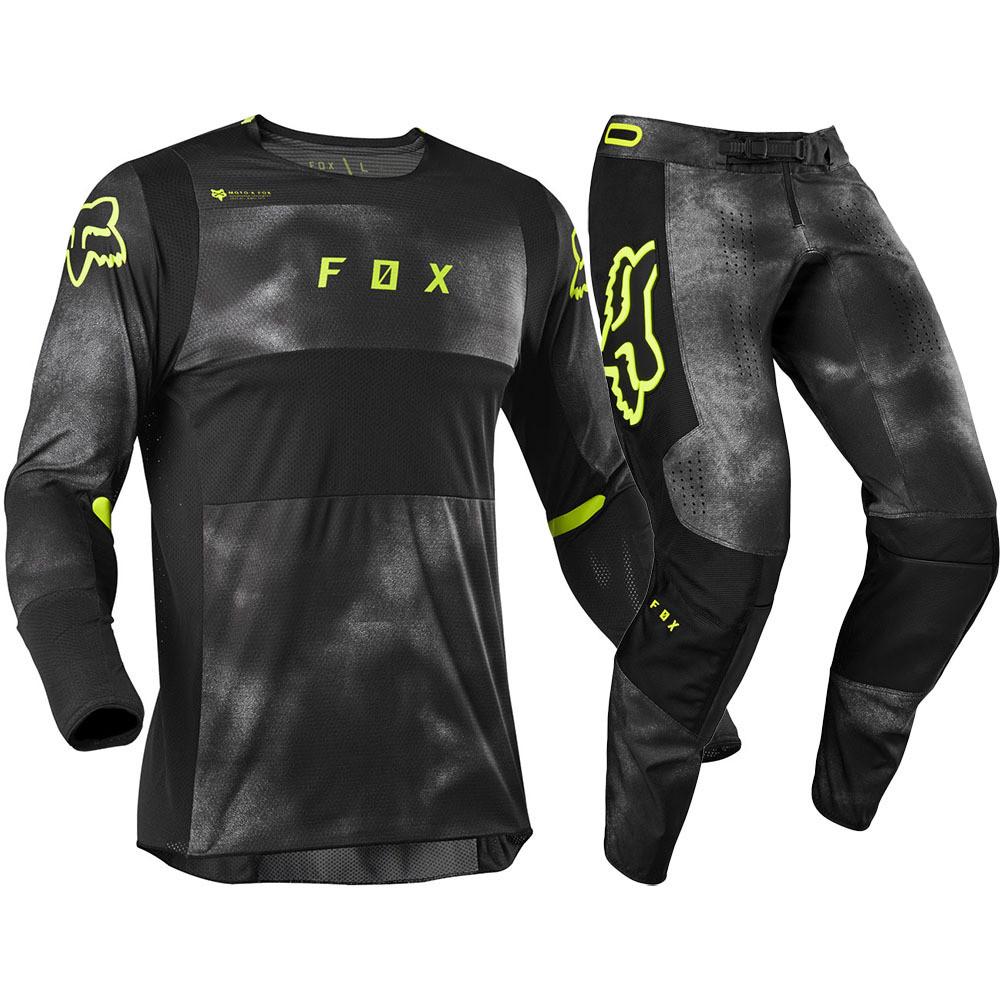 Джерсі штани FOX 360 Haiz Black Replica