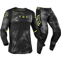Джерсі штани FOX 360 Haiz Black Replica, фото 1