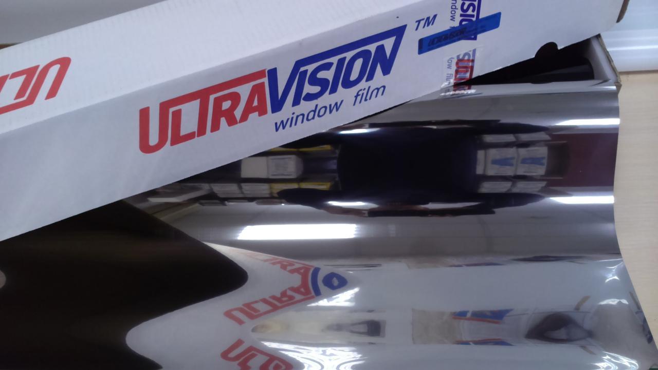 Плёнка односторонней видимости - Ultra Vision Titanium Extra 05 1.524 м