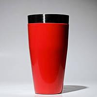 Шейкер Бостон с красным виниловым покрытием (Empire Эмпаир Емпаєр) EM-2524