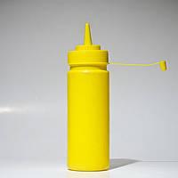 Желтый диспенсер для соусов и сиропов (Empire Эмпаир Емпаєр) EM-7082