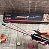 Плойка для накрутки афро-кудрей, локонов Gemei GM-2825 / Щипцы для завивки волос / Африканские кудри, фото 2