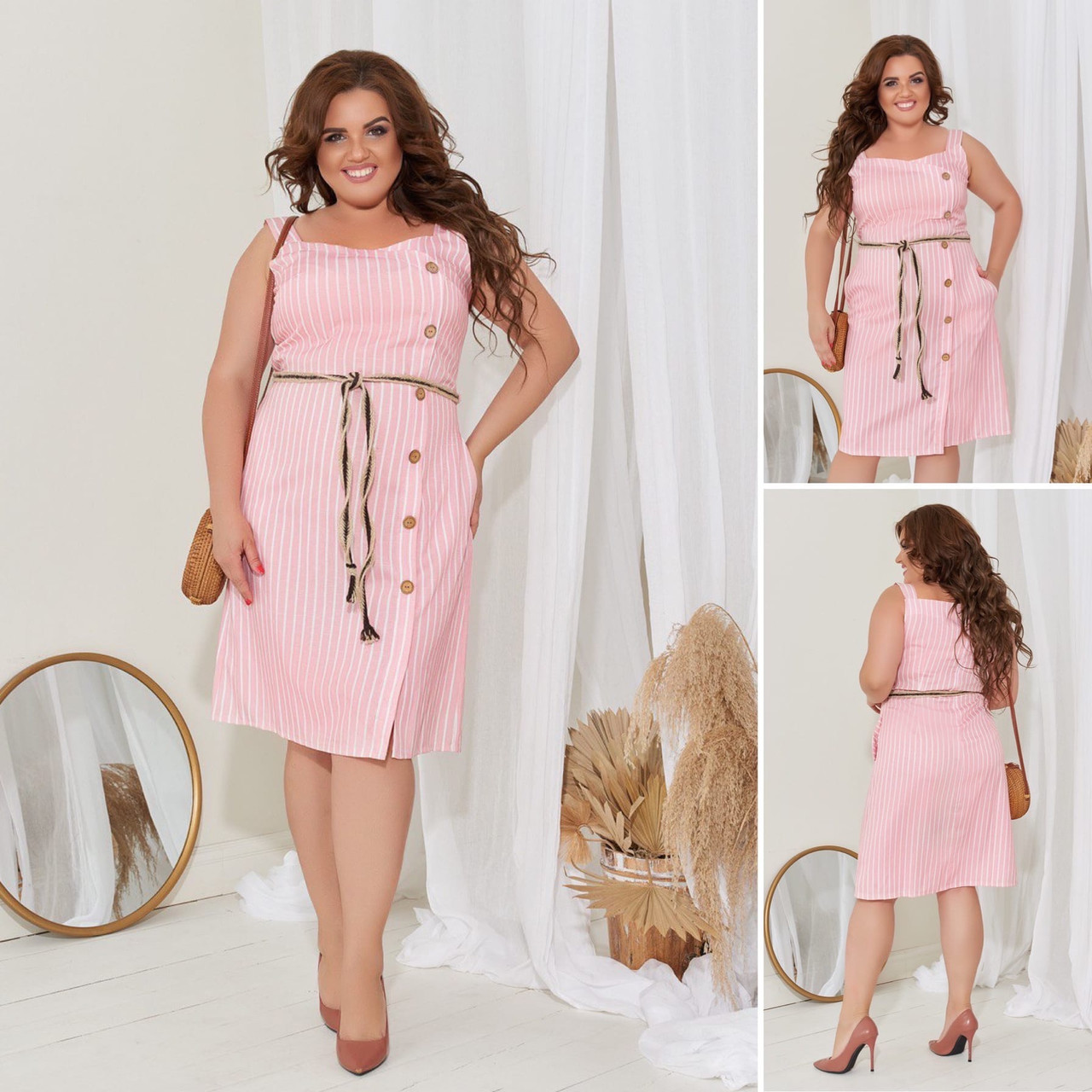 Платье женское 2844вл батал