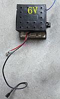 Блок управления детского электромобиля JiaJia 6V 27MHz