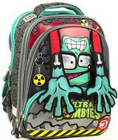 Рюкзак школьный Yes Juno Ultra Zombie 20 л