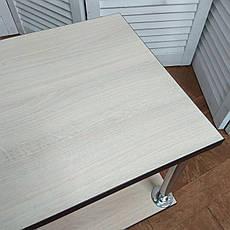Візок косметологічна на 2 полиці, фото 2