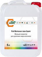 Моющее средство для удаления жира непенное Fat Remover non-foam 5 л