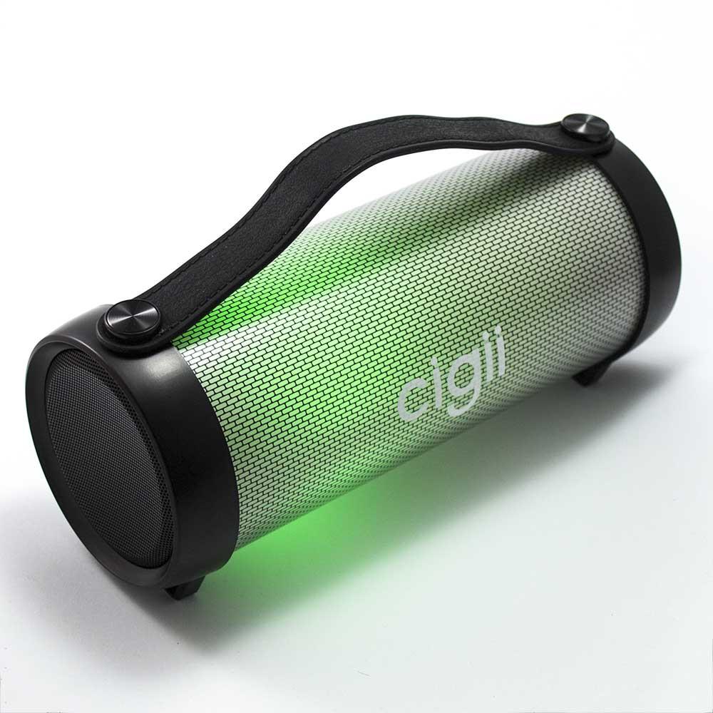 Портативная колонка Cigii RX33D Original Bluetooth 22x9.5 см.