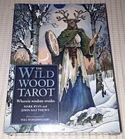 Таро Дикого Леса. The Wild Wood Tarot. В большой подарочной коробке с книгой, Карты 12 х 6,5