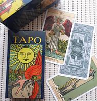 Карты Таро Уэйта, Карты 12 х 6,5