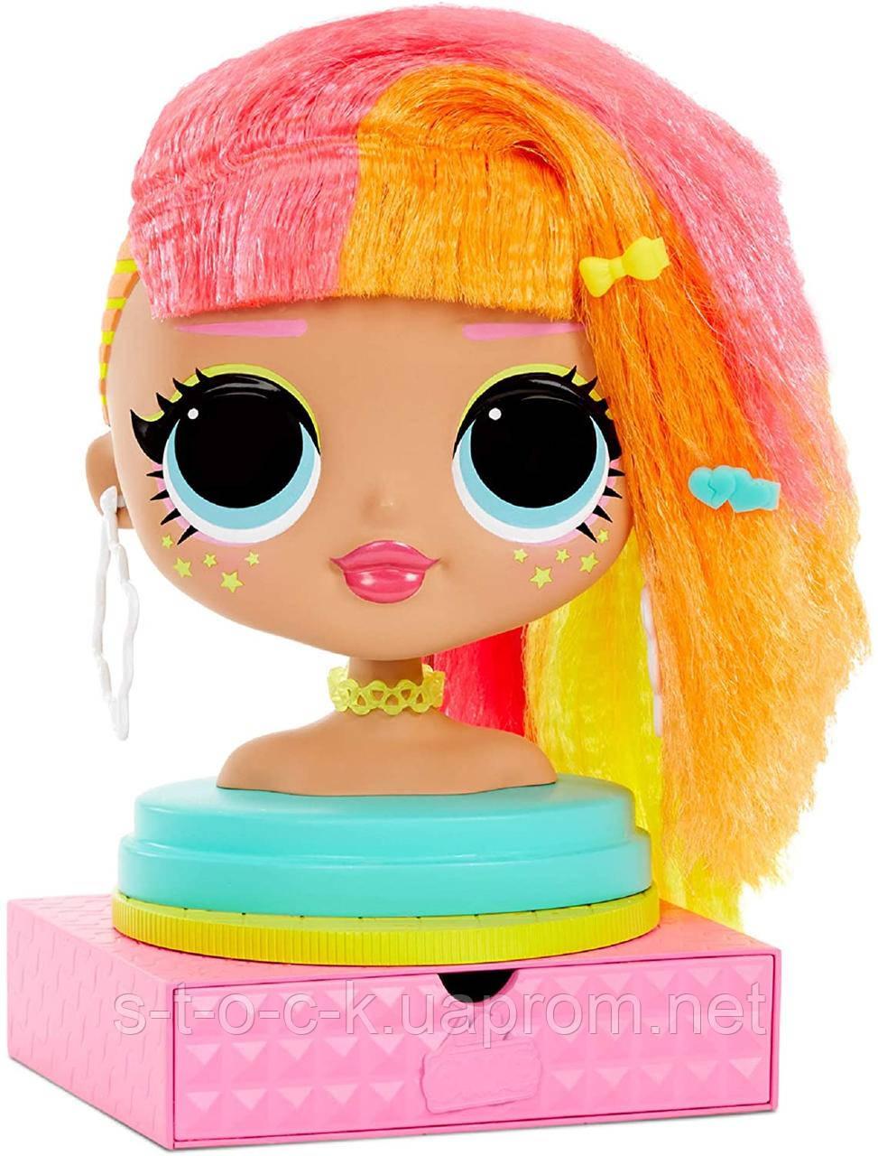"""Кукла-манекен L.O.L. Surprise! 565963 серии O.M.G."""" - ЛЕДИ НЕОН"""""""