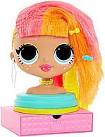 """Кукла-манекен L.O.L. Surprise! 565963 серии O.M.G."""" - ЛЕДИ НЕОН"""", фото 1"""
