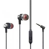 Навушники Walker H520 з мікрофоном black