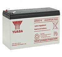 Аккумуляторная батарея для ИБП Yuasa NPW45-12 12V 9 Ah ( 151*65*94 (97,5)) , Q8 (6367)