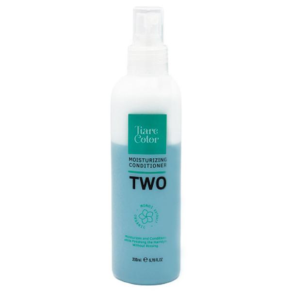 Двофазний зволожуючий спрей-кондиціонер для волосся Tiare Color 200 мл