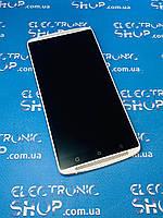 Модуль (сенсор и дисплей) белый Lenovo VibeX3c70  X3c50  X3 Lemon X3a40 оригинал б.у.