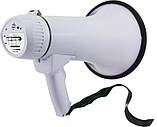Громкоговоритель переносной усилитель микрофон рупор  MEGAPHONE  HW 20B, фото 2