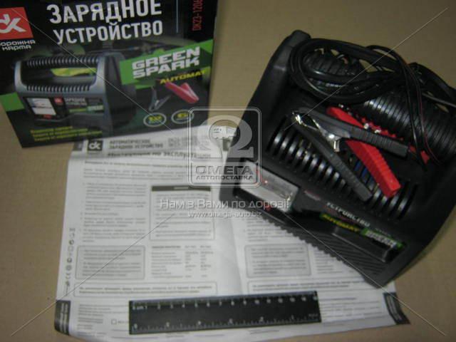 Зарядное устройство, 6Amp 12V, аналоговый индикатор зарядки, ДК