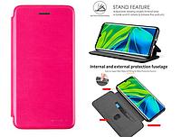 Чехол книжка G-case для Huawei P Smart Plus розовый (Хуавей П смарт плюс)