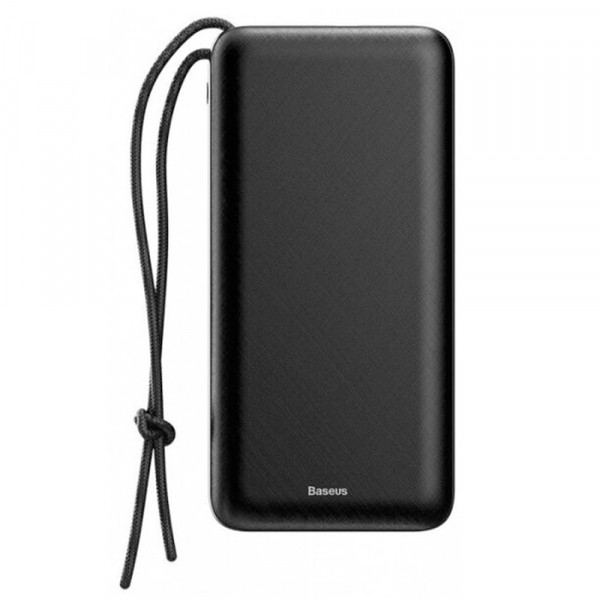 Power Bank Baseus Mini Q PD Quick Charger Power Bank 20 000mAh Black