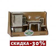 Набор деревянной мебели Кухня Р5