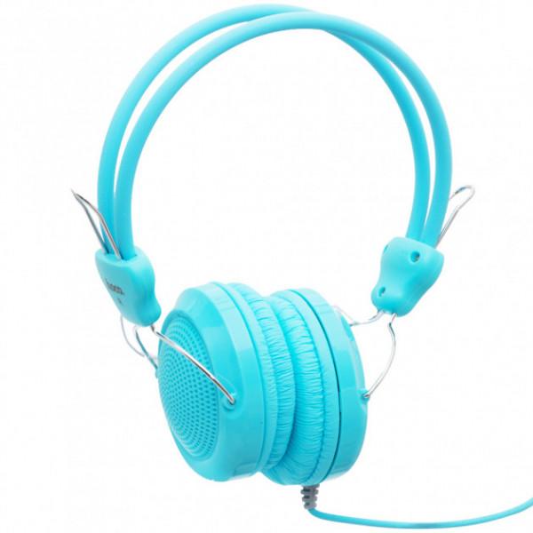 Наушники HOCO W5 Manno Blue