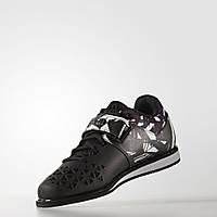 Штангетки Adidas Powerlift 3 черные мужские и женские, обувь для тяжелой атлетики