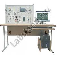 Компл. оборудования «Контрольно-измерительные приборы и автоматика» исполнение стендовое компьютерное КИПиА-СК