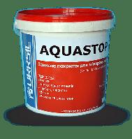 Гидроизоляционная пропитка гидрофобизатор для защиты минеральной поверхности AQUASTOP 1л