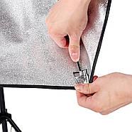 1620Вт-2250Вт Набор постоянного света FST 5769 LED softbox Kit Bag, фото 7