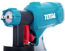 Краскопульт TOTAL TT3506, 350Вт, 800мл., фото 2