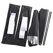 1620Вт-2250Вт Набор постоянного света FST 5769 LED softbox Kit Bag, фото 8
