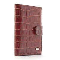 Обкладинка для прав Купюрник карти застібка коричнева Desisan 101-15, Туреччина