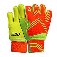Вратарские перчатки SportVida SV-PA0036 Size 4 SKL41-227773