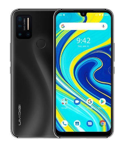 Смартфон UMIDIGI A7 Pro 4/128 Black