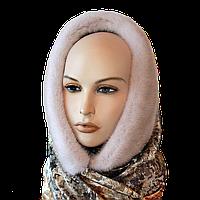 Платок шелковый норковый новая модель