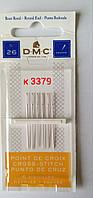 Голки вишивальні DMC № 26(6 шт), фото 1