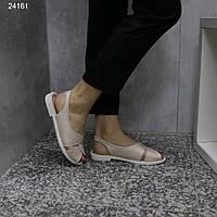 Босоножки на низком каблуке, фото 1