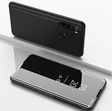 Дзеркальний Smart чохол-книжка Mirror для Xiaomi Redmi Note 8T /, фото 8
