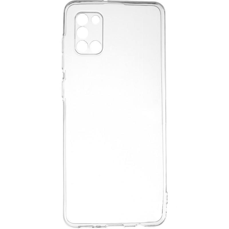 Накладка Ultra Thin Air Case for Samsung A315 (A31) Transparent