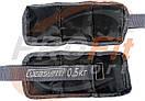 Утяжелитель для рук и ног 0,25-5 кг наборной и фиксированного веса (поштучно), фото 2