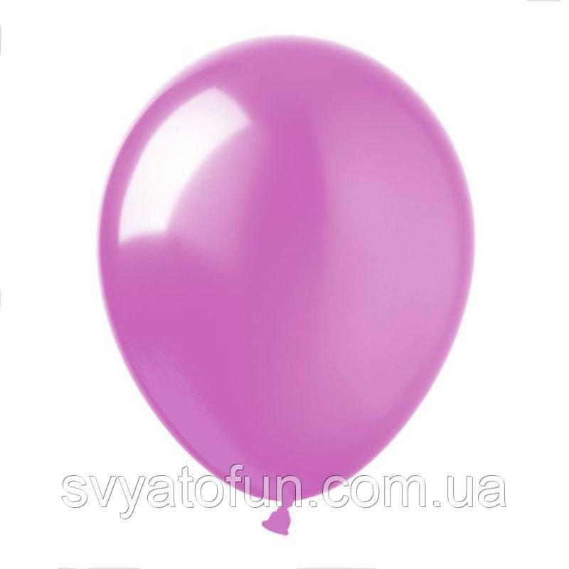"""Латексные шарики металлик 12"""" азалия 20шт/уп SL12-039 ArtShow"""