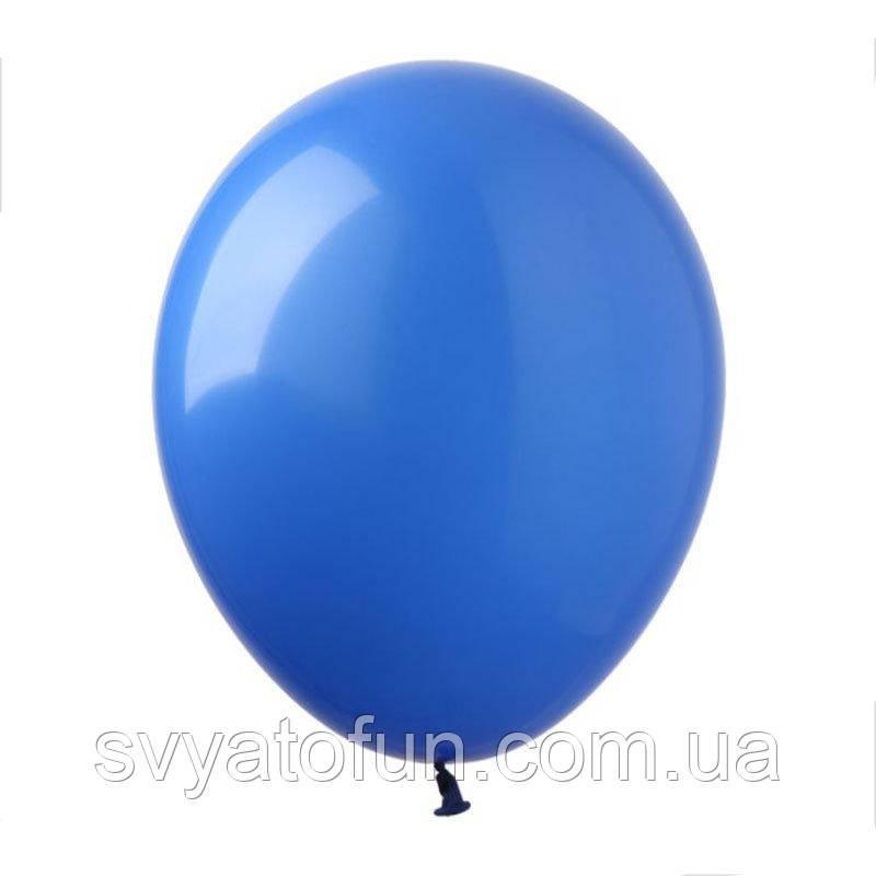 """Латексные шарики пастель 12"""" синий 100шт SL12-015 ArtShow"""