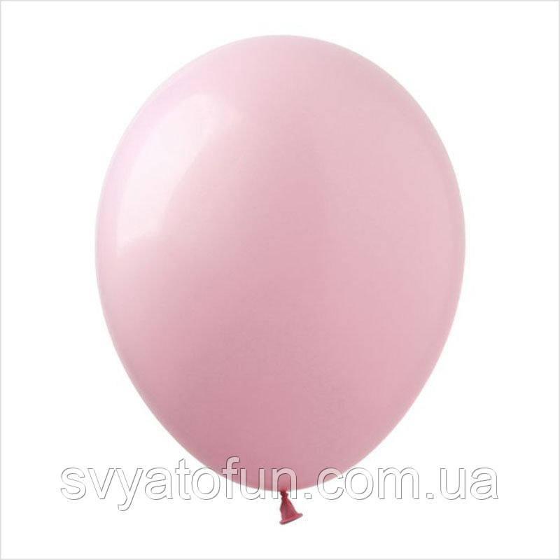 """Латексные шарики пастель 12"""" розовый нежный 100шт/уп SL12-013 ArtShow"""