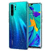Чехол Spigen для Huawei P30 Pro Liquid Crystal Glitter Crystal Quartz (L37CS25727)